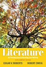 Literature An Introduction to Reading and Writing Compact by Edgar V. Roberts