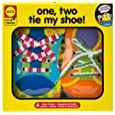 ALEX Toys Little Hands One, Two Tie My Shoe