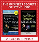 img - for Business Secrets of Steve Jobs: Presentation Secrets and Innovation secrets all in one book! (EBOOK BUNDLE): Presentation Secrets and Innovation secrets all in one book! (EBOOK BUNDLE) book / textbook / text book
