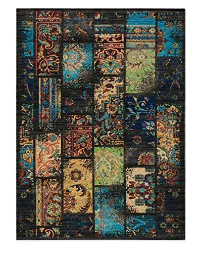 Momeni Vintage Collection, Charcoal, 9' 10 x 12' 6
