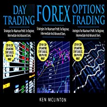 Trading: Day Trading Strategies, Forex Strategies, Options Trading Strategies Audiobook by Ken McLinton Narrated by Dave Wright