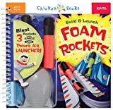 Build & Launch Foam Rockets (Chicken Socks)