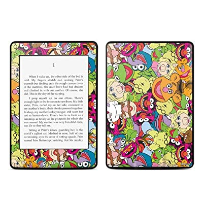 Muppet Mash Up Design Protective Decal Skin Sticker for Amazon Kindle Paperwhite eBook Reader (2-point Multi-touch)