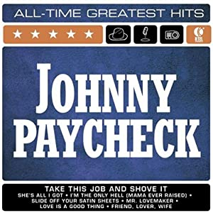 Johnny Paycheck - Golden Classics