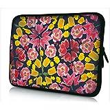 ArcEnCiel® Laptop Bag/Case fits 12-13.4 inch Laptops with Hidden Handle