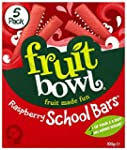 Fruit Bowl School Bars Raspberry 100...