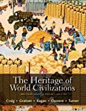 img - for The Heritage of World Civilizations: Brief Edition, Volume 2 (5th Edition) book / textbook / text book