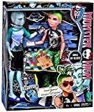 Monster High - Deuce Gorgon y Gil Webber