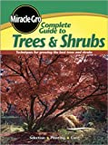 Miracle-Gro Complete Guide to Trees and Shrubs (Miracle Gro)