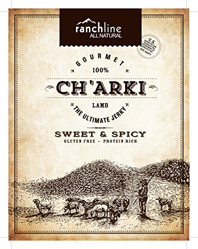 Ranchline All Natural Lamb Ch'arki Ultimate Jerky (Popcorn The Lamb compare prices)