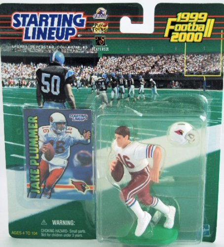 Starting Lineup - Jake Plummer - Arizona Cardinals - NFL - Figure