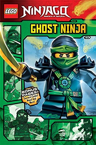 02: Ghost Ninja (Graphic Novel) (LEGO Ninjago)
