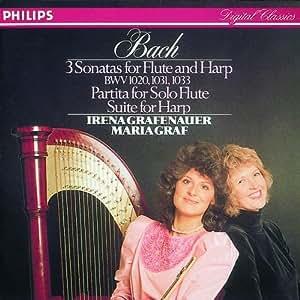Sonater Foer Floejt & Harpa