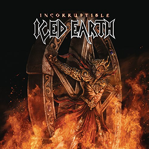 CD : Iced Earth - Incorruptible (CD)