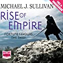 Rise of Empire Audiobook by Michael J. Sullivan Narrated by Tim Gerard Reynolds