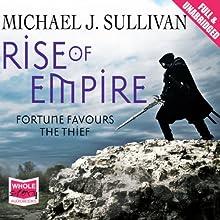 Rise of Empire | Livre audio Auteur(s) : Michael J. Sullivan Narrateur(s) : Tim Gerard Reynolds