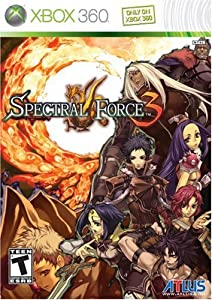 Spectral Force 3 - Xbox 360