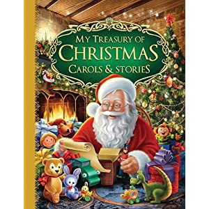 My Treasury Of Christmas Carols Stories Hinkler Books