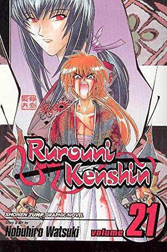 Rurouni Kenshin, Volume 21