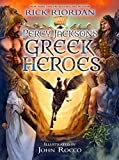 Image of Percy Jackson's Greek Heroes (A Percy Jackson and the Olympians Guide)
