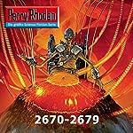Perry Rhodan 2670-2679 (Perry Rhodan Neuroversum-Zyklus 8) | Marc A. Herren,Christian Montillon,Verena Themsen,Uwe Anton,Hubert Haensel,Wim Vandemaan