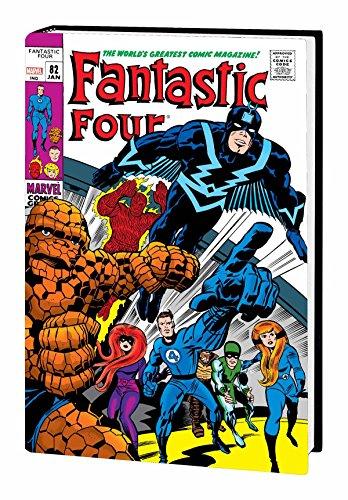 The Fantastic Four Omnibus Volume 3 (Jack Kirby Variant) (Marvel Omnibus Fantastic Four compare prices)