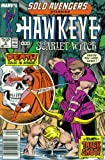 Solo Avengers #5 : Featuring Hawkeye and Scarlet Witch (Marvel Comics)