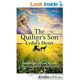 The Quilter's Son: Book Two: Lydia's Heart (Amish Romance)