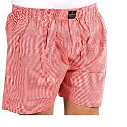 PSK Regular Cotton Check Men's Casual Boxer (Pack of 3)