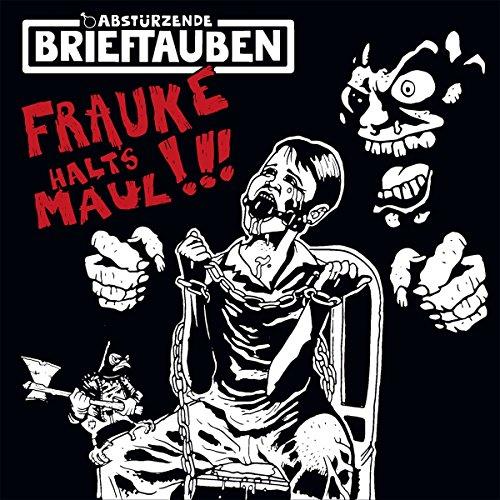 Frauke halt's Maul [Vinyl Single] +CD