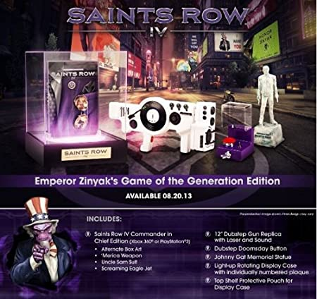 Saints Row IV - Game of the Generation Edition