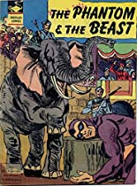 Indrajal Comics-245-phantom (gem): Phantom & The Beast (1976)