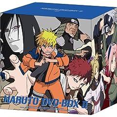 NARUTO-�i���g- DVD-BOX II �n��!�m�t����