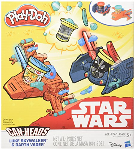 Play-Doh B0001 Star Wars Vehicle Assortment Action Figure - 1