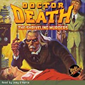 Doctor Death #3: The Shriveling Murders | Harold Ward