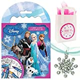 Disney Frozen Girls Pre Filled Party Bags - Thank You For Coming To My Party. Pre Filled Paper Party Bag for Girls - Goody Bag - Loot Bag - The