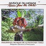 Philippines: Musiques De Luth En Pays T'Boli