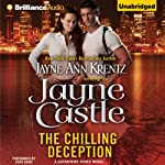 The Chilling Deception: A Guinevere Jones Novel, Book 2 (       UNABRIDGED) by Jayne Castle Narrated by Kate Rudd