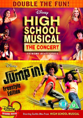 High School Musical Concert/High School Musical: Jump In (Duo Pack) [DVD]