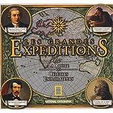 Les grandes Expéditions : Sur la route des Célèbres Explorateurs (1Cédérom)