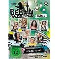 Berlin - Tag & Nacht - Staffel 3 - Folge 41-60 (4 Discs)