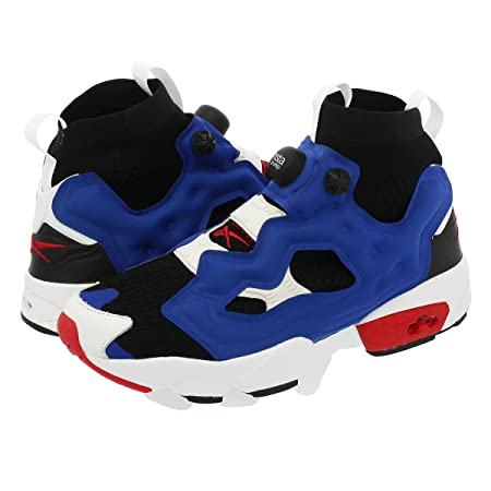 Reebok INSTAPUMP FURY OG ULTK BLACK/TEAM DARK ROYAL/PRIMAL RED