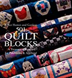 Better Homes and Gardens 501 Quilt Blocks: A Treasury of Patterns for Patchwork and Applique (0696204800) by [???]