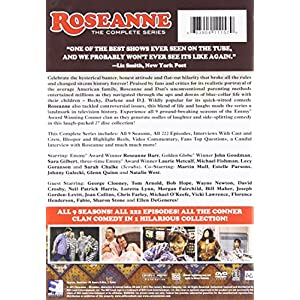 Roseanne: The Complete Series [Import USA Zone 1]