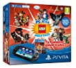 Sony PlayStation Vita Console and Lego Mega Pack Bundle with 8GB Memory Card