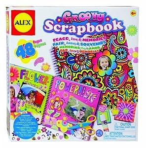 Alex Groovy Scrapbook