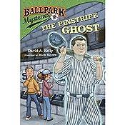 The Pinstripe Ghost: Ballpark Mysteries, Book 2 | David A. Kelly
