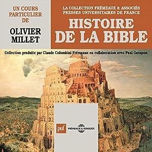 Histoire de la Bible Discours