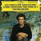 Liszt : Sonate en si mineur - Scriabin : sonate pour piano n� 2