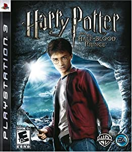 Harry Potter Half Blood Prince (ps3)